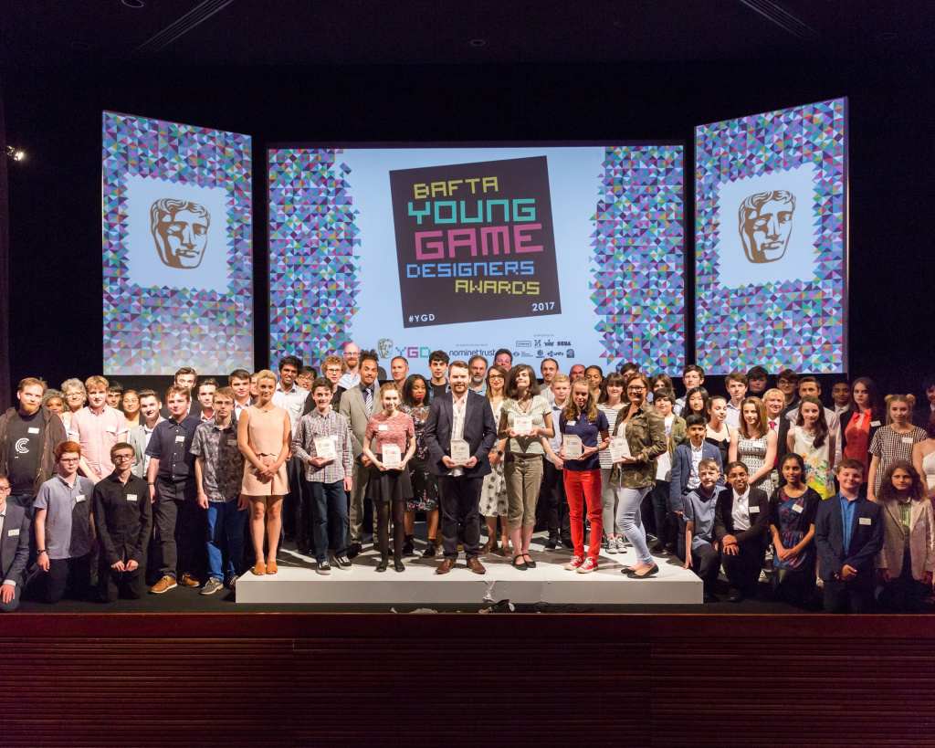 BAFTA Young Game Designers Awards
