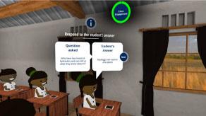 Example of a Virtual Classroom