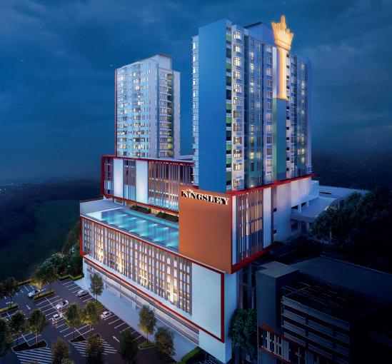The Kingsley Leadership Academy, an International Leadership Boarding School in Kuala Lumpur Malaysia 1