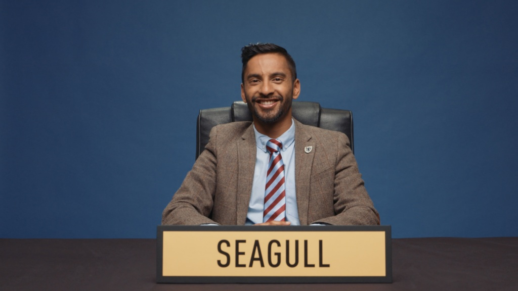 Bobby Seagull on Universit y Challenge